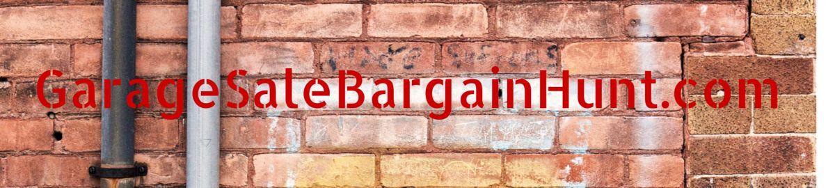 Garage Sale Bargain Hunt