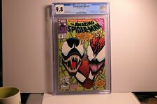 THE AMAZING SPIDER-MAN #363 - 3RD APPEARANCE OF CARNAGE - VENOM 2 COMING 1 OCT