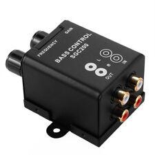 Regulator Active Soft Subwoofer Level Volume Control RCA Speaker Amplifier hot