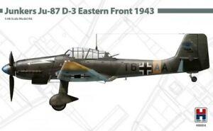 HOBBY 2000 #48004 Junkers Ju-87D-3 Eastern Front 1943 in 1:48