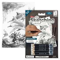 SKBNL12 Royal /& Langnickel Large Sketching Made Easy French Bulldog