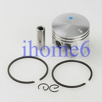 44.7mm Cylinder Piston Rings Circlips Assembly for Stihl 026 MS260 Chainsaws USA