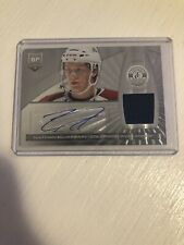 Nathan Mackinnon 13-14 Panini Totally Certified Jersey Rookie Autograph Avs