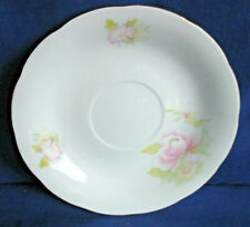 Royal Wessex, Untertasse 14 cm fine Bone China, Camellia, weitere Porzellan