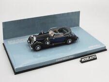 Minichamps 1:43 Horch 853A Cabriolet 1938  black/blue L.E. 336 pcs.