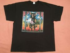 Steve Vai Passion And Warfare tour t-shirt size XL