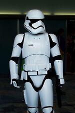 STORMTROOPER Episodio VII SCALA 1:1 INDOSSABILE COSPLAY (star wars 7 costume