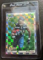 2019 DONRUSS THE ROOKIES #13 DK METCALF ROOKIE CARD RC SEATTLE SEAHAWKS