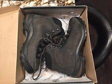 Garmont Syncro Nubuck Grey Hiking Boots - Mens 8.0