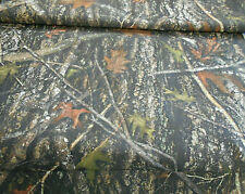 TRUE TIMBER CONCEAL camo camouflage 100% polyester fabric brown 1 yd x 60