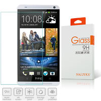 """Nacodex HD Premium Tempered Glass Screen Protector for HTC One Max 5.9"""""""