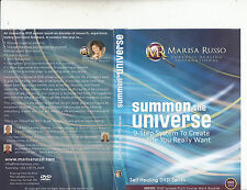 Marisa Russo-Forensic Healing-Summon The Universe 9-Step System-Health Mind-DVD