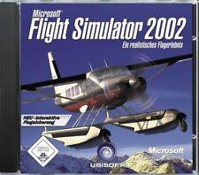 Microsoft FLIGHT SIMULATOR 2002 -Ein realistisches Flugerlebnis (PC) - NEU & OVP