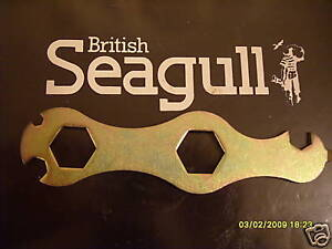 British Seagull Outboard Engine Spanner New