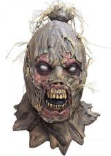 Deluxe Zombie Scarecrow Scareborn Mask