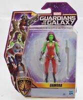 Marvel Guardians Of The Galaxy Figure  'GAMORA' Carded *FREEPOST*
