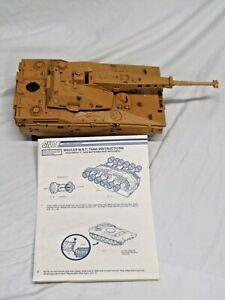 GI Joe A Real American Hero Mauler MBT Motorized Tank Vehicle Hasbro 1984