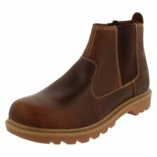 Chelsea, Ankle Boots Slip On Solid Shoes for Men