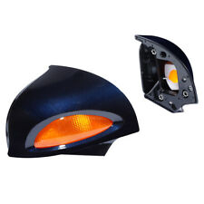 Rear Side View Mirrors & Amber Turn Signal For BMW R1100 RT R1100 RTP R1150 RT