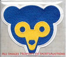 1969 CHICAGO CUBS ~ Willabee &  Ward ~ COOPERSTOWN COLLECTION TEAM PATCH ~ NEW