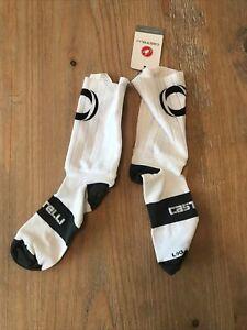 Team Ineos Castelli Fast Feet Aero Cycling Sock Brand New