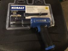 Kobalt SGY-AIR225 Air Hammer with Chisel # 0858977 (NEW)