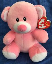 Ty 32127 Baby Plush Princess Bear 17 Cm Pink