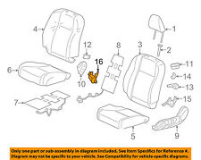 HONDA OEM 2012 Civic Front Seat-Inner Cover Right 81247TS8A01ZA