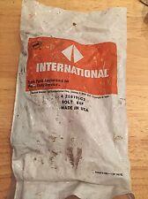 International 258195C2 Bolt Set x 4 NOS