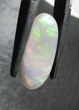 Lightning Ridge Green ,Red, Pink  Blue Free Form Australian Black Opal Cabochon.