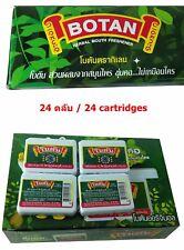 Botan โบตัน Herbal herb Mouth Refreshment Freshener Breath Sore Throat Thai orig