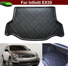 Car Boot Mat Cargo Mat Cargo Liner Trunk Tray Mat for Infiniti EX35 2008-2021