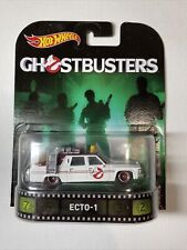 Mattel Hot Wheels Collectors Ghostbusters Ecto-1 FNQHobbys Nh218