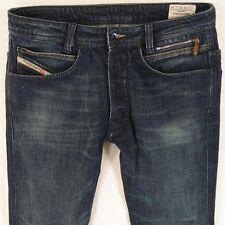 Mens Diesel PADDOM 008FC Stretch Slightly Tapered Regular Fit Blue Jeans W32 L34