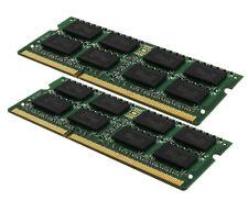 2x 1gb 2gb de memoria RAM toshiba satellite p10 p15 p20