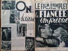 """LE FILM COMPLET 1936 N 1856 """" LA FIANCEE IMPREVUE """" avec JEAN ARTHUR"""