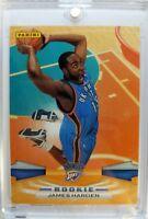 2009 09-10 Panini James Harden Rookie RC #303, Thunder Rockets MVP