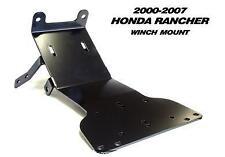 2000-2007 Honda Rancher 350/400 ATV Winch Mount