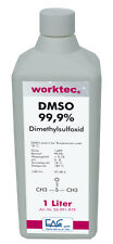 DMSO 99,9%, 1 Liter, Dimethylsulfoxid 1000 ml in HDPE Flasche reinst