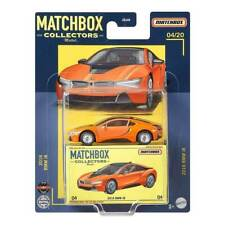 - Mattel Matchbox Cars 2021 Collectors Series- 2016 BMW I8 Model Gbj48