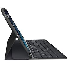 Logitech Canvas Keyboard Folio Case for iPad Air 920-007287 Black