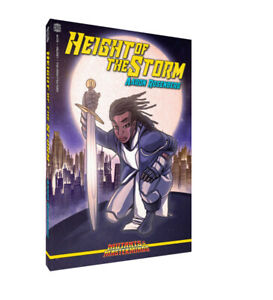 Mutants and Masterminds: Height of the Storm Novel