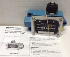 Honeywell Micro Switch BAF1-2RN-RH Limit Switch Top Plunger