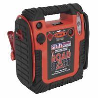 Sealey RoadStart Emergency Jump Start + Compressor 12V 750 Peak Amp RS132