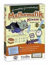 Lernerfolg Grundschule - Mathematik Klasse 2 von Tiv... | Software | Zustand gut