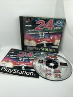 Le Mans 24 Hours (Sony PlayStation 1)