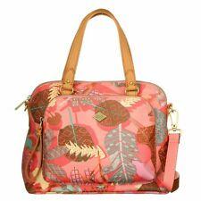 Oilily Botanic Pop S Handbag Tasche S Handtasche Damen Rot Rosa Pink Flamingo