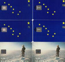 5 x Alaska Flaggensatz plus Eskimo mint