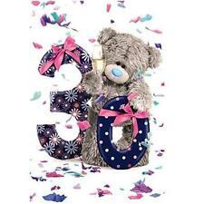ME TO YOU 30TH BIRTHDAY CARD TATTY TEDDY BEAR NEW GIFT