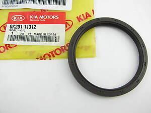 Rear Main Seal OEM For 1994-97 KIA Sephia 1.6L, 2001-05 Rio 1.6L DOHC 0K20111312